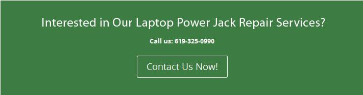 Laptop Power Jack Repair San Diego
