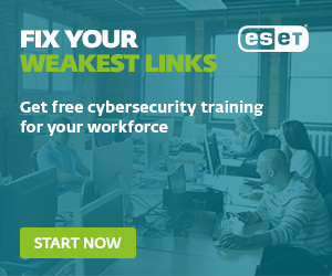 FREE ESET Cybersecurity Awareness Training