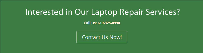 Laptop Service Repair San Diego