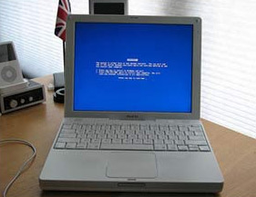Blue Screen Repair Laptop Service Repair