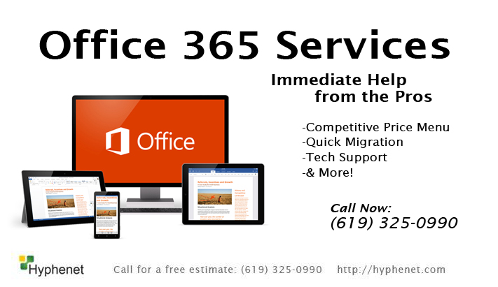 Office 365 San Diego