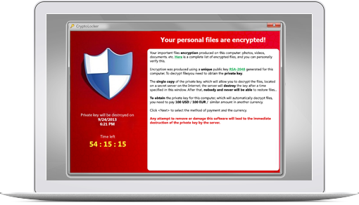 ransomware removal San Diego