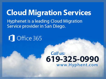 Office 365 services San Diego CA
