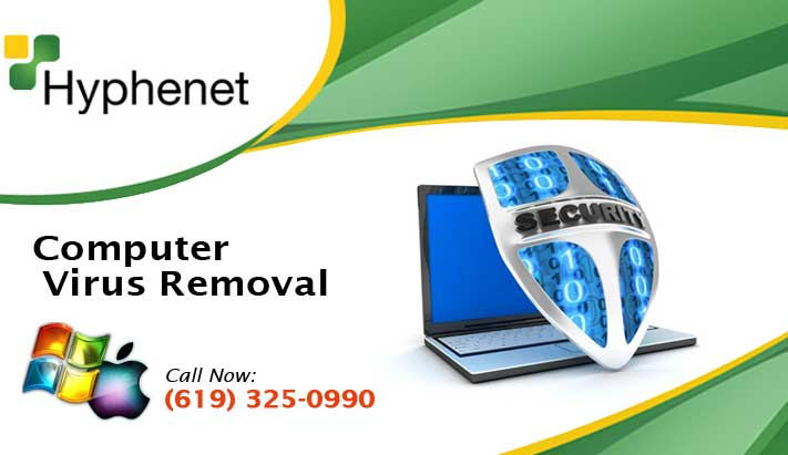 computer virus removal San Diego services