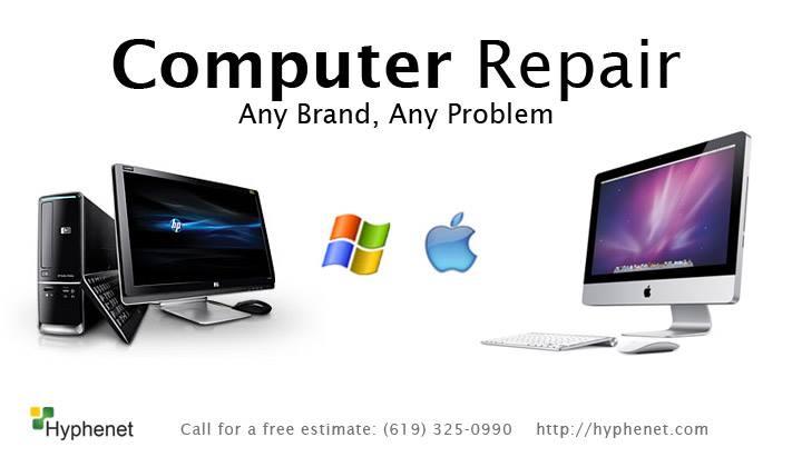 computer repair San Diego