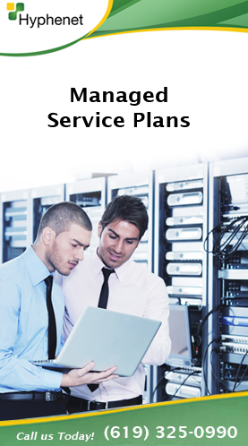 managed service plans San Diego