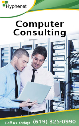 computer consulting San Diego