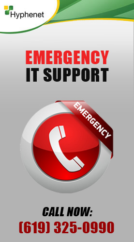 emergency IT support in San Diego
