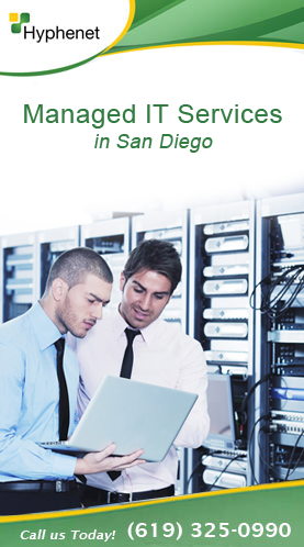 managed services in San Diego