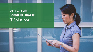 Managed IT Services Small Business San Diego