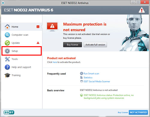How to Activate your Eset Renewal - Fast and Easy