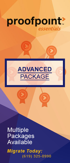Proofpoint Essentials Advanced Package