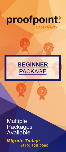 Proofpoint Essentials Beginner Package