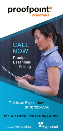 Proofpoint Essentials Pricing