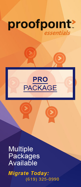 Proofpoint Essentials Professional Package
