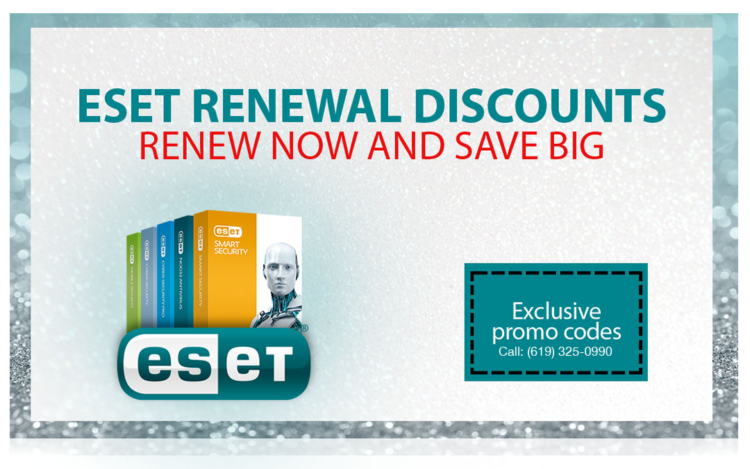 eset Renewal Discount 2016
