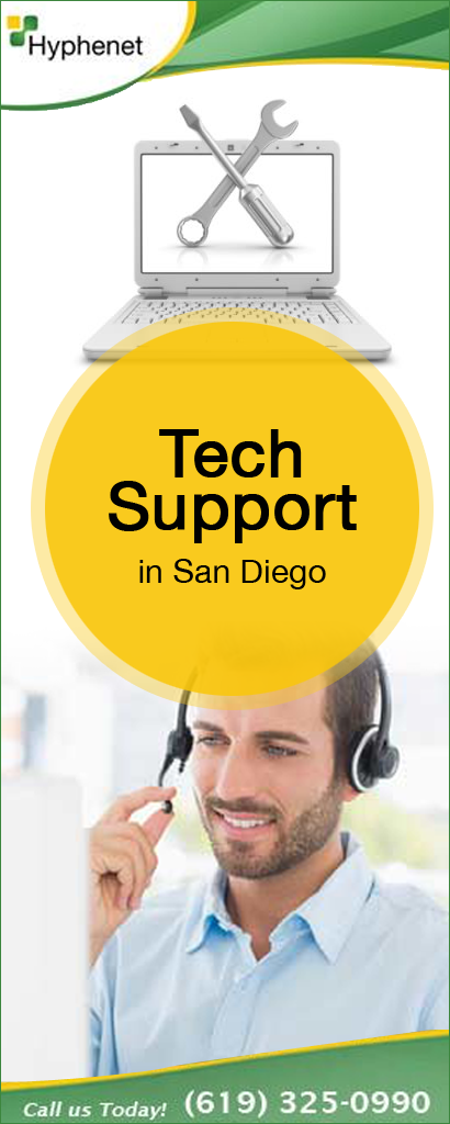 San Diego Tech Support