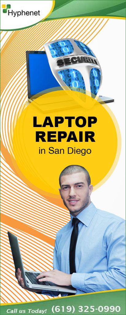 laptop repair in San Diego