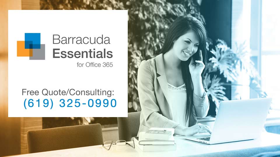 Barracuda Essentials for Office 365