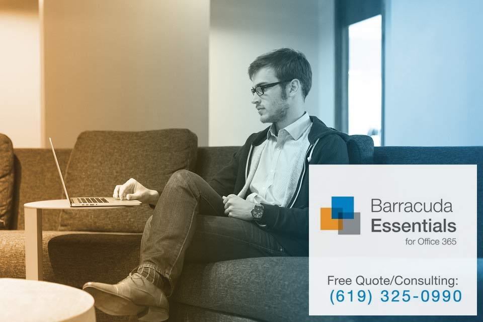 add Barracuda Essentials to Office 365