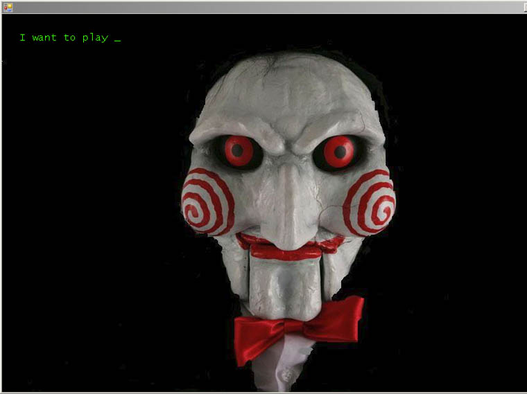 jigsaw ransomware screenshot