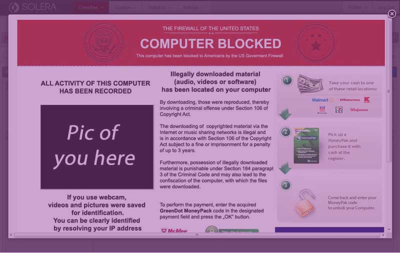 ransomware shaming
