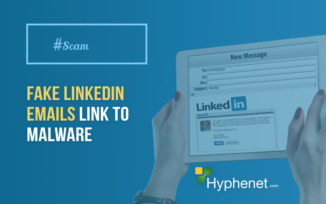 Fake LinkedIn Emails Link to Blackhole Exploit Sites Serving Malware