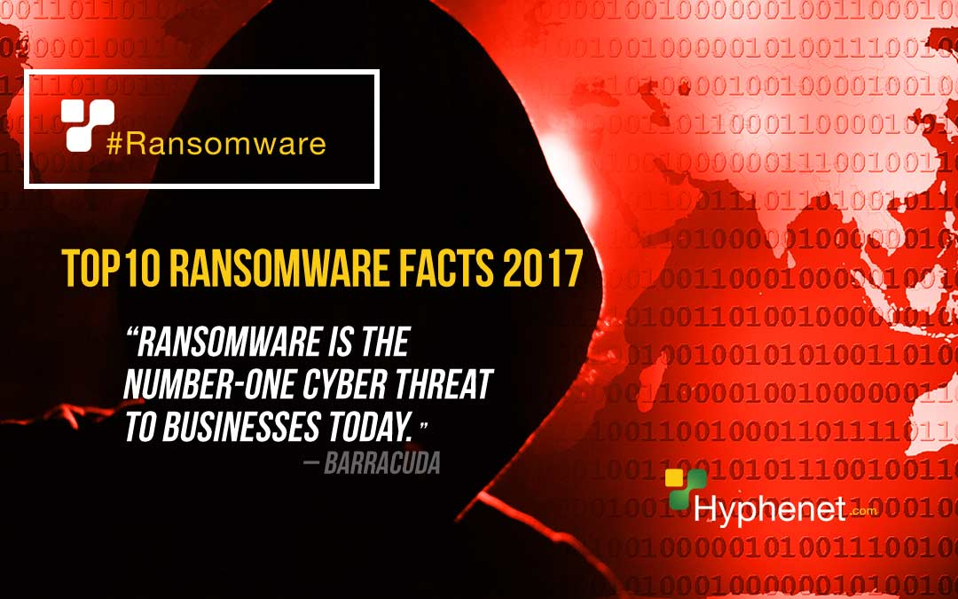 Ransomware Facts 2017