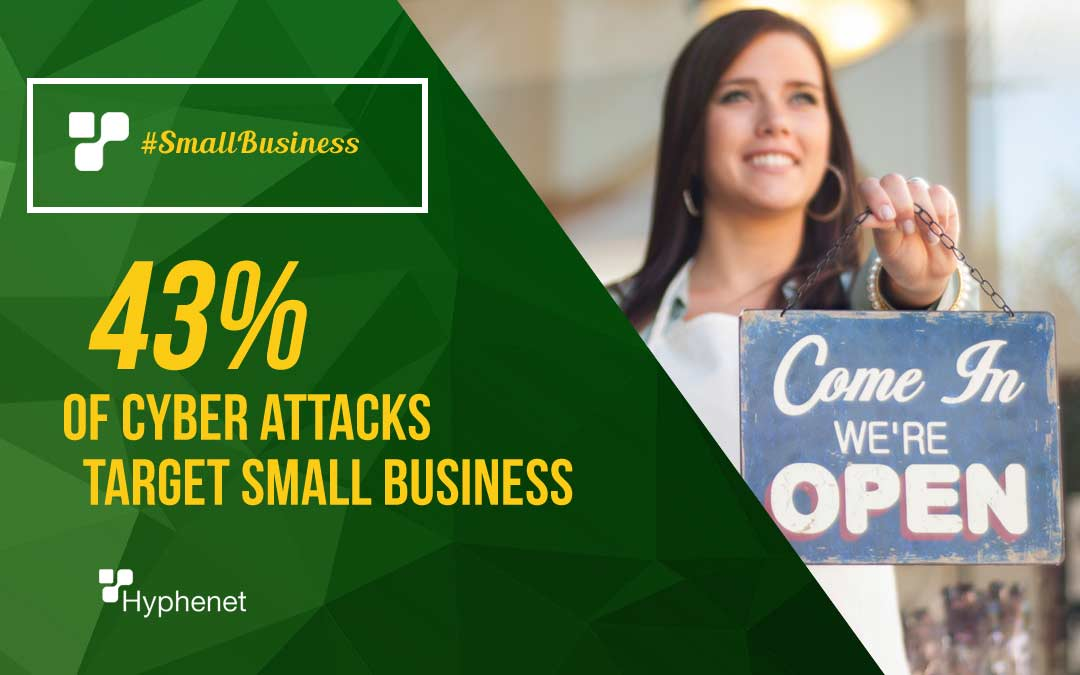 43 Percent of Cyber Attacks Target Small Business