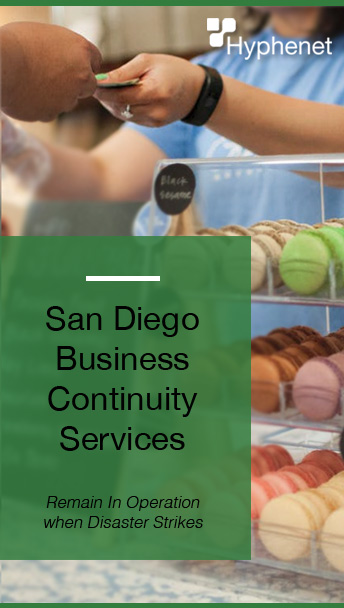 Business Continuity Services in San Diego
