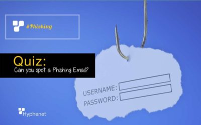 Quiz: Can you spot a Phishing Email?