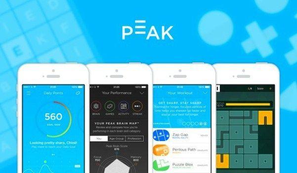 peak app