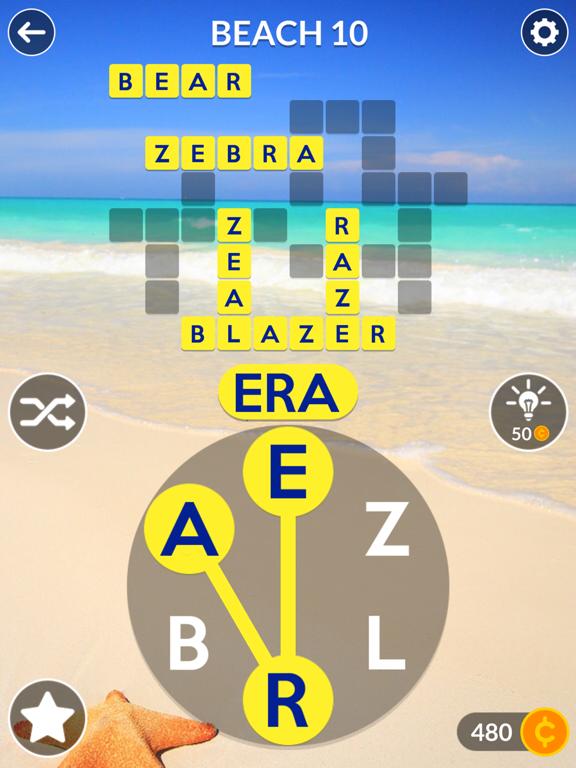 wordscrapes app