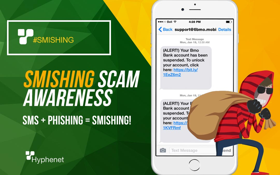 SMishing Scam Awareness