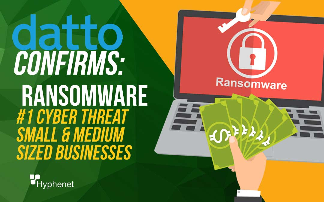 Ransomware is the Biggest Cyber Threat to Small and Mid-Sized Businesses